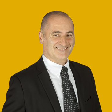 PELLETIER Didier Chef des Ventes Pièces de Rechange