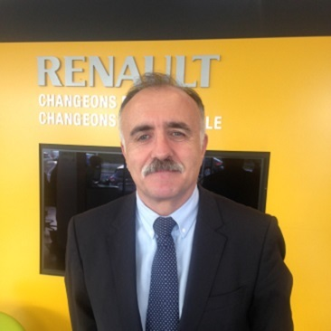 Foucher Bertrand Directeur