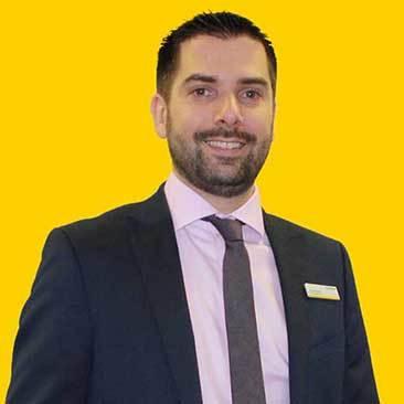 DEMARIA Arnaud Chef des ventes