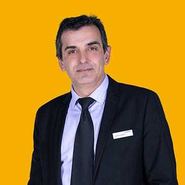FERNANDES Jean-Michel Chef des Ventes Véhicules Neufs