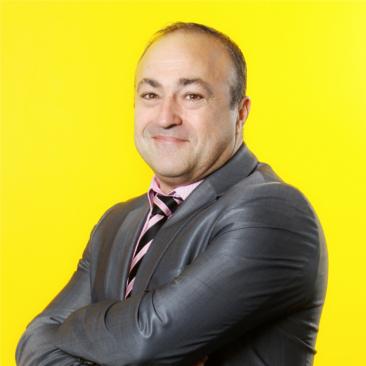 CAQUET Laurent Chef des ventes