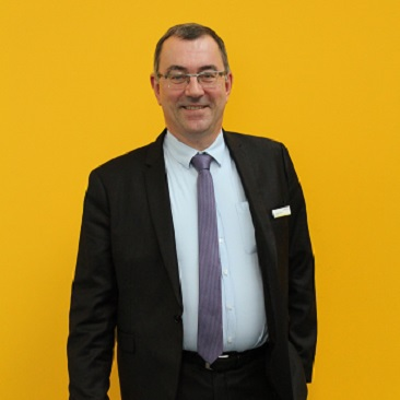 MARTIN Jean-Frédéric Directeur