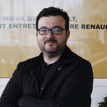 FERNANDO Arnaud Directeur