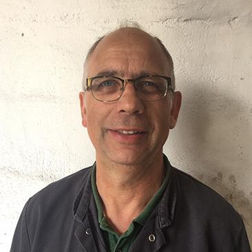Bougras Jean-Claude Chef d'Atelier