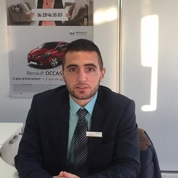 PEREZ Jordan Conseiller(e) Commercial(e)