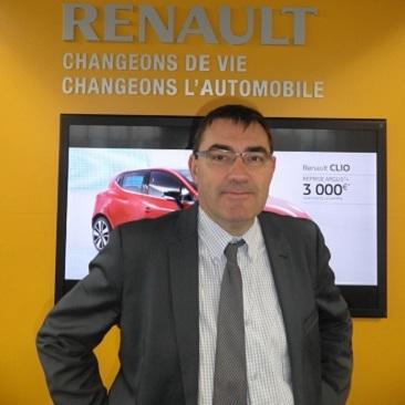 Houllard Thierry Directeur