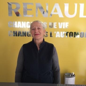 BOYER Josiane Responsable Administratif et Financier