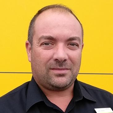 Martinez Florent Chef des Ventes Véhicules Neufs