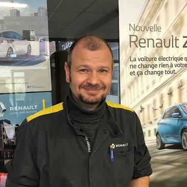 Ternisien Frédéric Agent