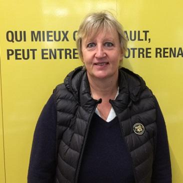 SUTRA Florence Directeur général