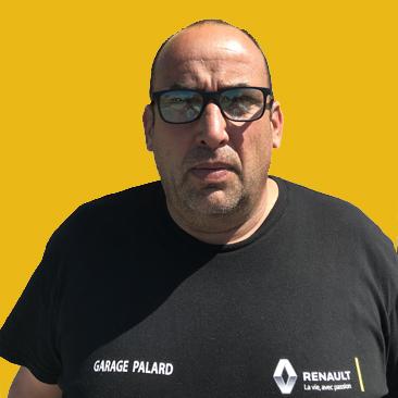 PALARD Stéphane Agent