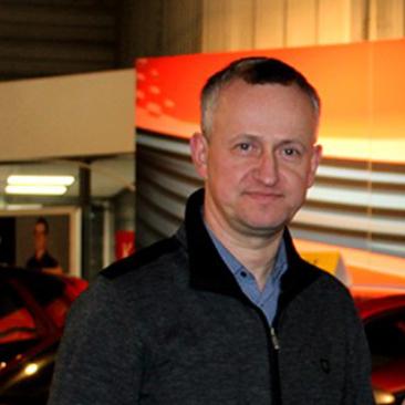 Bertrand Christophe Directeur