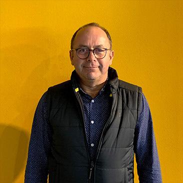 Mourniac Frédéric Chef d'Atelier
