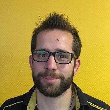 BOUET Maxime Technicien Agent