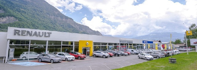 Renault SALLANCHES Groupe GUEUDET