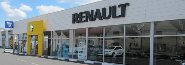 RENAULT  LOCHES - RRG
