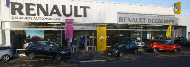 Renault CAUCHY Groupe GGP
