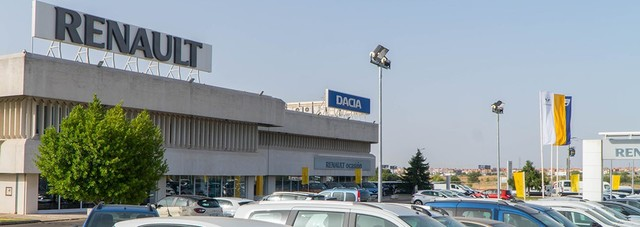 RENAULT RETAIL GROUP ALCORCON