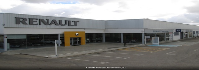 LORENTE COLODRO AUTOMOCION, S.L. (UBEDA)
