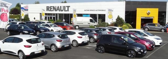 RENAULT NIORT- Groupe ROUYER