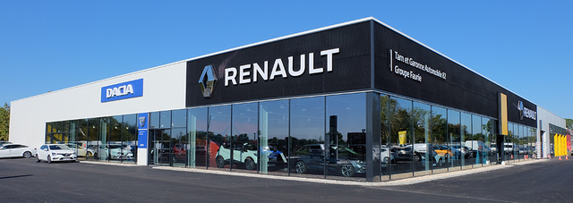 RENAULT MONTAUBAN - GROUPE FAURIE
