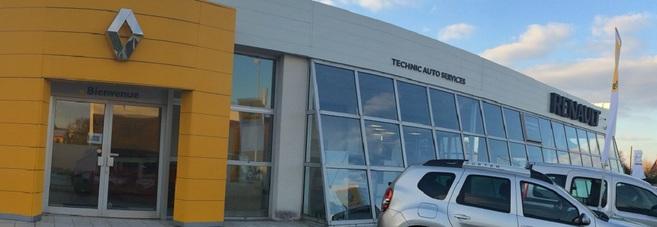TECHNIC AUTO SERVICES