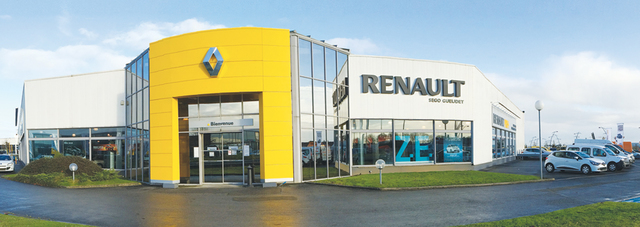 Renault BEAUVAIS TILLE RM Groupe GUEUDET