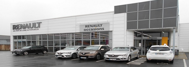 Renault THOUARS - Groupe Jean Rouyer Automobiles