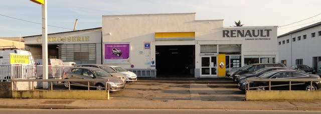 GARAGE DE PROVENCE AUTOS