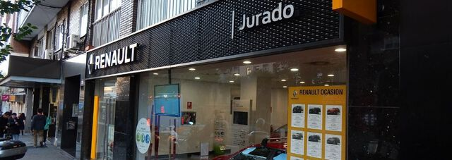 Renault Jurado Avda. Ciudad de Barcelona