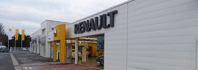 RENAULT CHALONS-EN-CHAMPAGNE