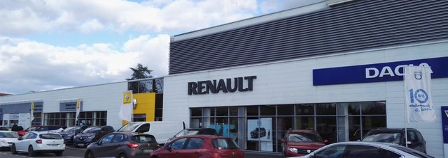 RENAULT ALBI - GROUPE FABRE