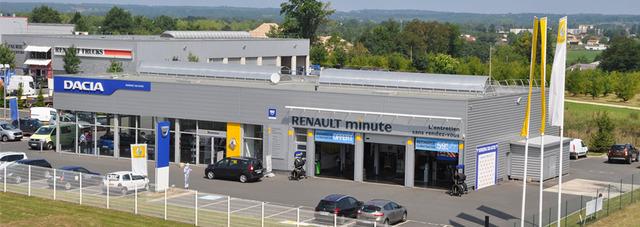 RENAULT BERGERAC SUD AUTOS - RENAULT MINUTE