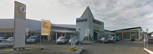 RENAULT VILLEFRANCHE DE ROUERGUE