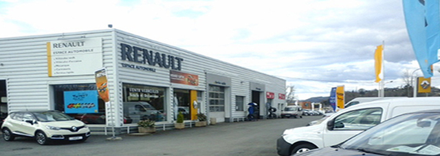 RENAULT OBJAT - GROUPE FAURIE