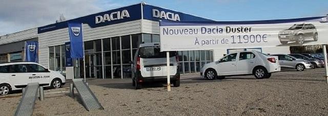 DACIA MONTPELLIER EUROMEDECINE - RRG