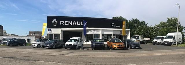 Route de Paris Automobiles Renault