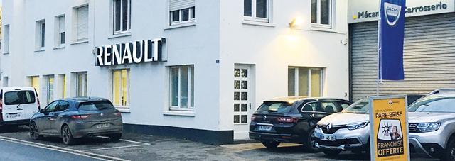 Renault Dury