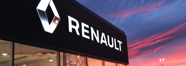BONY AUTOMOBILES RENAULT YSSINGEAUX
