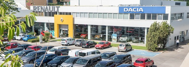 RENAULT RETAIL GROUP AVDA. DE ANDALUCIA