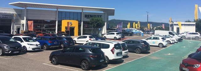 RENAULT RETAIL GROUP LYON RILLIEUX
