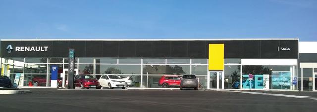 Renault SAGA