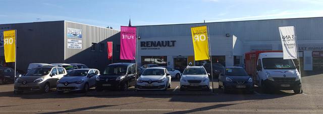 RENAULT HERMEY AUTOMOBILES -  LA CLAYETTE
