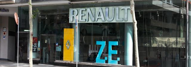 RENAULT RETAIL BARCELONA LES CORTS