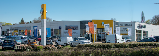 Renault DG8 Motors Bourgoin