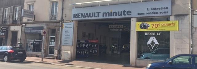 RENAULT LIMOGES - RENAULT MINUTE