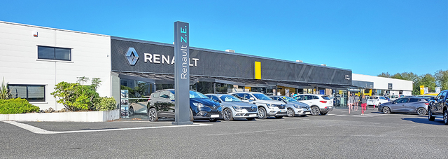 edenauto Renault Langon