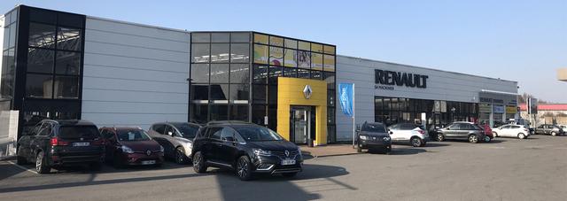 Dacia SECLIN Groupe GGP