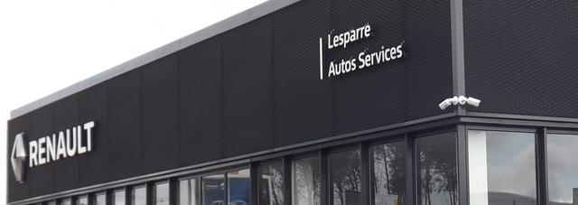 RENAULT LESPARRE AUTOS SERVICES