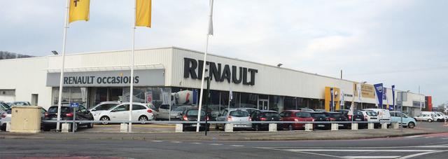 Renault BOULOGNE-SUR-MER RM Groupe GUEUDET